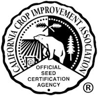 California Crop Improvement Association | Member of the Association of Official Seed Certifying Agencies (AOSCA)